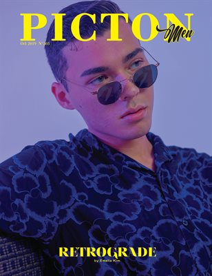 Picton Magazine OCTOBER  2019 N303 Men Cover 1