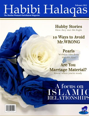 Issue 1: A Focus on Islamic Relationships