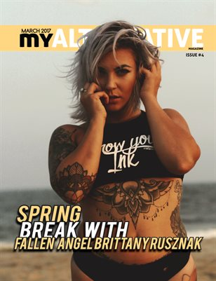 MyAlternative Magazine Issue 4 March 2017