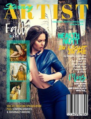Starving Artist Magazine, Fall 2019