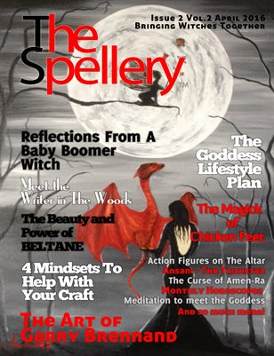 The Spellery April 2016