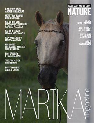 MARIKA MAGAZINE NATURE & TRAVELS (Vol. 683 - MARCH)