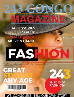 243 CONGO MAGAZINE - March 2020 Edition