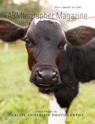 DAIRY by FARMtographer Magazine