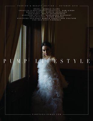 PUMP Magazine - Editorial Art Edition - Vol.3