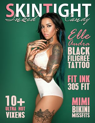 SKINTIGHT Inked Candy Vol 2 (Elle Audra)