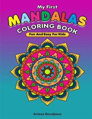 Mandalas Coloring Book For Children - EDITIONS LA