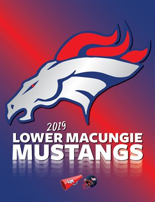 2019 Lower Mac Mustangs Banquet Book