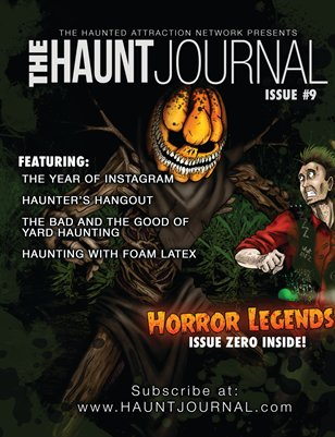 The Haunt Journal: Issue 9