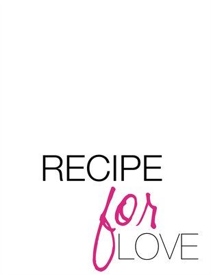 Beautiful Recipe Books designed in iWork's Pages