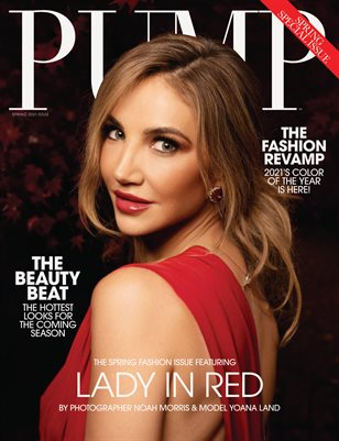 PUMP Magazine | The Fashion Issue | Vol.3 | 03/2021
