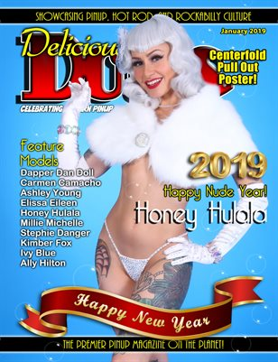 January 2019 Honey Hulala