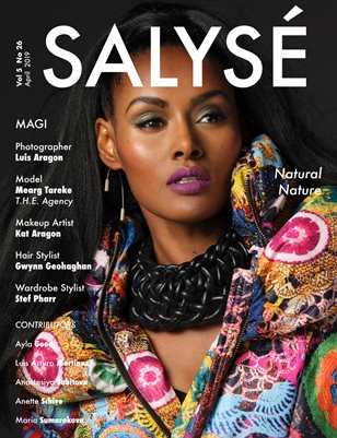 SALYSÉ Magazine | Vol 5 No 26 | April 2019 |
