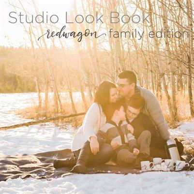Studio Look Book - Family Edition