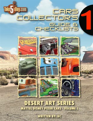 Desert Art Series: Complete Visual Checklist & Guide