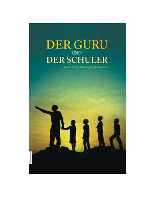 Guru and Disciple (In German)