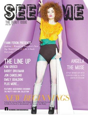 Seek.me Magazine Issue ONE
