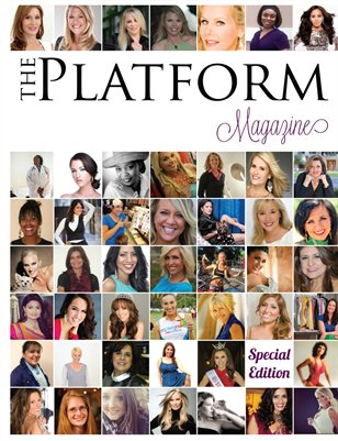 The Platform Magazine Special Edition Innovative Woman