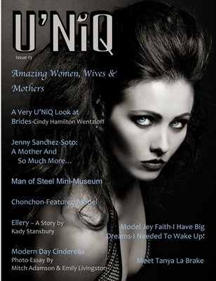 U'NiQ Magazine -  Issue 13