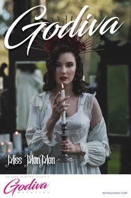 GODIVA No.25 – Miss MonMon Cover Poster