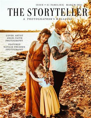 The Storyteller Magazine Issue # 61 Families