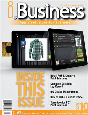 i.Business Magazine Issue #10