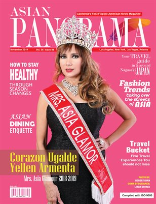 Asian Panorama Magazine November Issue