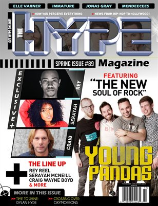 Issue #89 Young Pandas