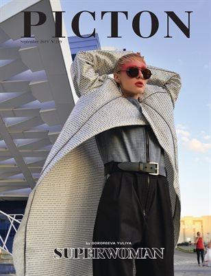 Picton Magazine SEPTEMBER  2019 N249 Cover 1