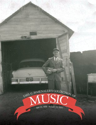 Emil C. Hasenauer's Collection of Music