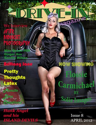 Drive-In Magazine Issue 8 Special Edition