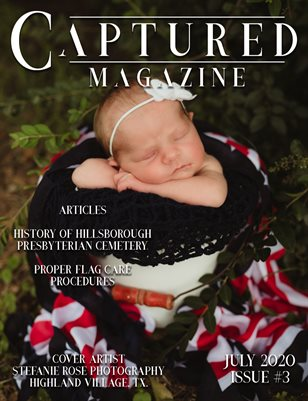 Captured Magazine - Issue 3