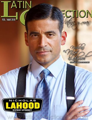 Latin Connection Magazine Ed 108