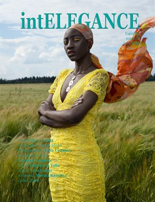 intElegance magazine issue 77, Aug 2020 - Equality