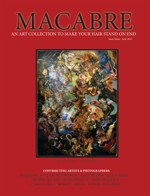 Macabre Art Magazine - Issue No. 3