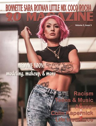 9.0 Magazine Volume 2, Issue 5