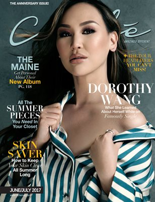 Cliché Magazine - June/July 2017 (Dorothy Wang Cover)