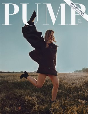 PUMP Magazine - The Minimalist Edition Vol. 1