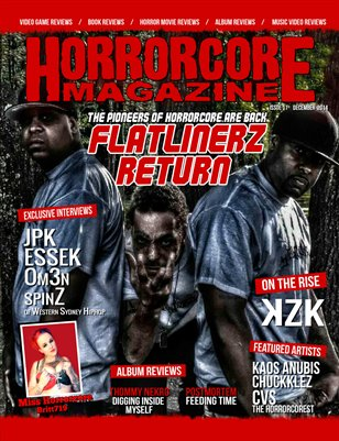 Horrorcore Magazine - Issue 11