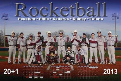 2013 Unity Baseball Schedule