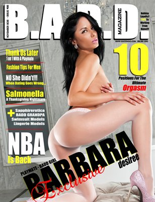 Upper Echelon (Barbara Desiree Issue)