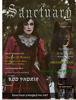 Sanctuary Magazine #11