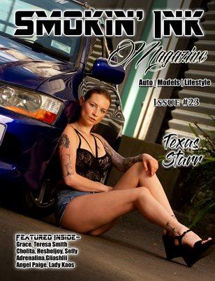 Smokin' Ink Magazine Issue #23 - Texas Starr