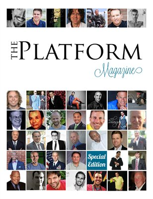 The Platform Magazine Cover Only Mens 2014 SE