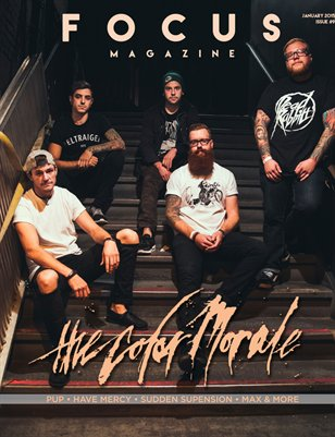 Issue 9 // The Color Morale