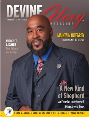 Devine Glory Magazine Summer 2014 - English/Spanish