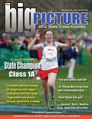 The Big Picture :: State Cross Country Edition