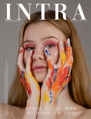 Issue 93 | January | Cover Cover by karyneshka_photographer