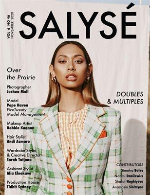 SALYSÉ Magazine | Vol 6 No 46 | NOVEMBER 2020 |
