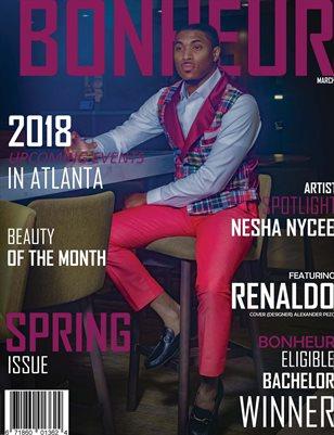 BONHEUR Spring Issue 2018